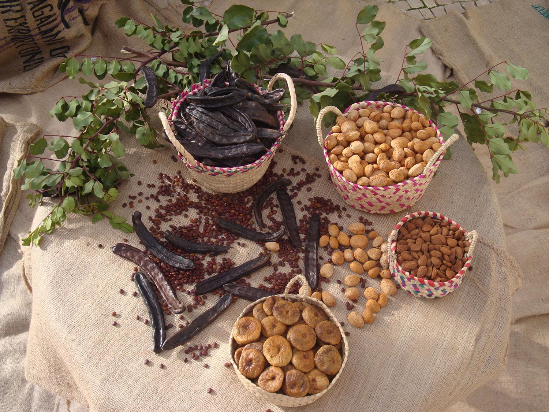 Frutos Secos | Amêndoa e Figo Regional